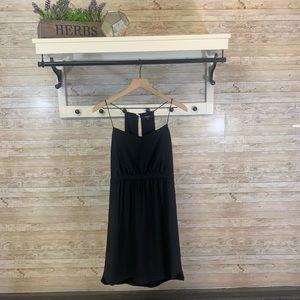 Madewell little black dress LBD